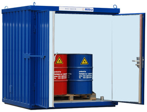 Hiltra container model CC-MB 1-220 (ISO)