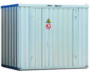 Chemicaliencontainer type CC 3-L