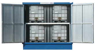 Chemicaliencontainer model CC6000-1100