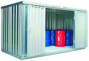 Chemicaliencontainer type CC 4