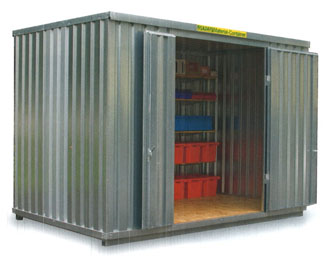 Materiaalcontainer MC 1400 XL