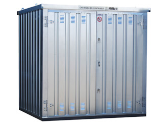 Chemicaliencontainer type MDL-2-B