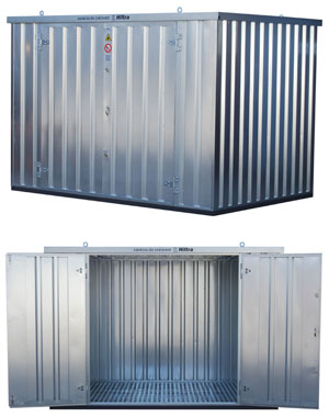 Chemicaliencontainer type MDL-3-B (DLZ)