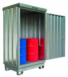 Chemicaliencontainer type ST 100