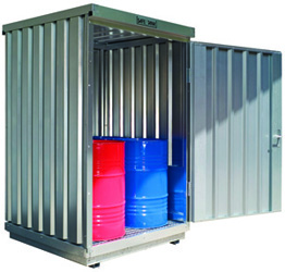 Chemicaliencontainer type ST 200