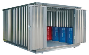 Chemicaliencontainer ST 2000