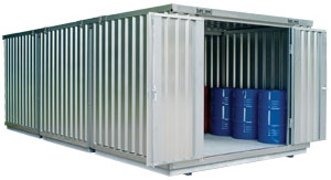 Chemicaliencontainer ST 3000