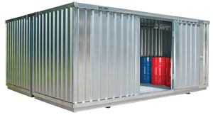 Chemicaliencontainer ST 4000