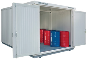 Chemicaliencontainer type STI 2000 (ISO)