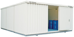 Chemicaliencontainer type STI 5000 (ISO)