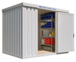 materiaalcontainers thermisch geisoleerd